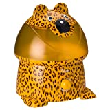 Crane Adorable 1 Gallon Ultrasonic Cool Mist Humidifier, Leopard