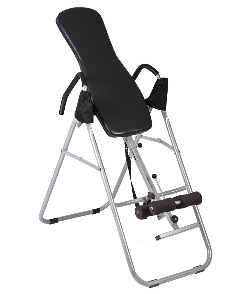 FDW Adjustable Folding Inversion Table Inversion Machine With Comfort Backrest by FDW