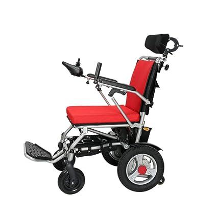La Silla De Ruedas Plegable Y Compacta De Mobility Aid ...