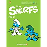 The Smurfs Graphic Novels Boxed Set: #19-21