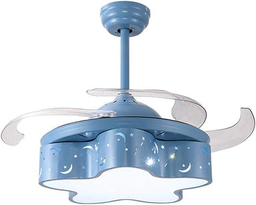Luz para Ventilador de Techo, lámpara Ventilador Infantil Luces ...
