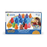 Learning Resources Penguins on Ice, Math Activity Set