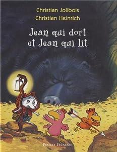 """Afficher """"Les p'tites poules n° 7<br /> Jean qui dort et Jean qui lit"""""""