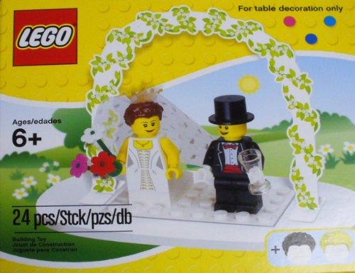 LEGO Minifigure Wedding Favour Set 853340