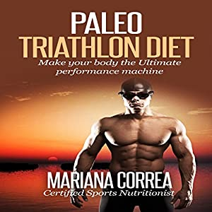 Paleo Triathlon Diet Audiobook