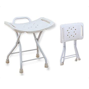 KosmoCare Folding Shower Bench: Amazon.in: Health & Personal Care