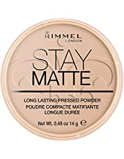 Save on Rimmel - Poudre matifiante Stay Matte - Beige soyeux and more