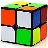 Speed Cube, Suvevic 2x2x2 Sticker Speed Cube Magic Cube Puzzle Smooth Speed Solving