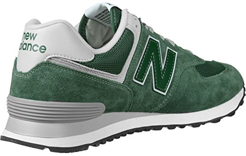 Green Sneaker New Ml574E Herren Balance Forest nqHxRA4XP