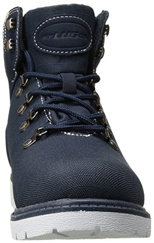 Lugz Womens Grotto Ripstop Fashion Laars Marine / Wit