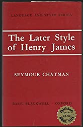 Later Style of Henry James (Language & Style)