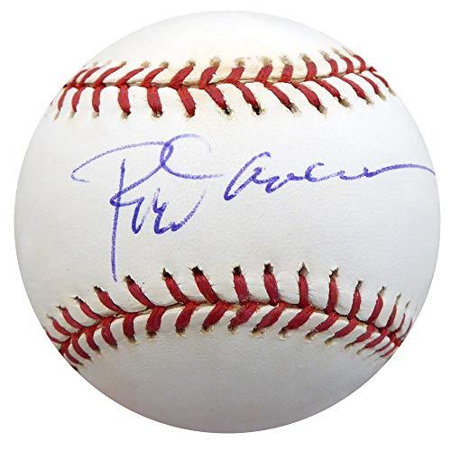 (Rod Carew Autographed Official AL Baseball Minnesota Twins, California Angels Beckett BAS #F26339)