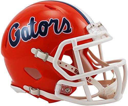 Sports Memorabilia Riddell Florida Gators Revolution Speed Mini Football Helmet - College Mini Helmets - Florida Gators College Football