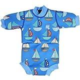 Splash About Babies Happy Nappy Wetsuit - Set Sail, 12-24 Months, XL by Splash About