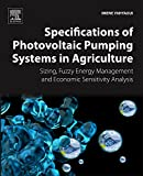 Specifications of Photovoltaic Pumping Systems in