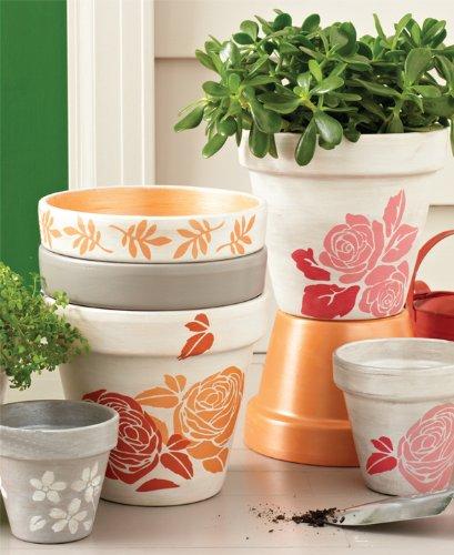 Martha stewart crafts multi surface satin acrylic craft for Kitchen craft cookware reviews