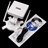 ¡La antena sin hilos 150Mbps SK-950WN de la tarjeta de red del adaptador del USB Wifi del rey 48DBI de la señal de SignalKing del poder más elevado