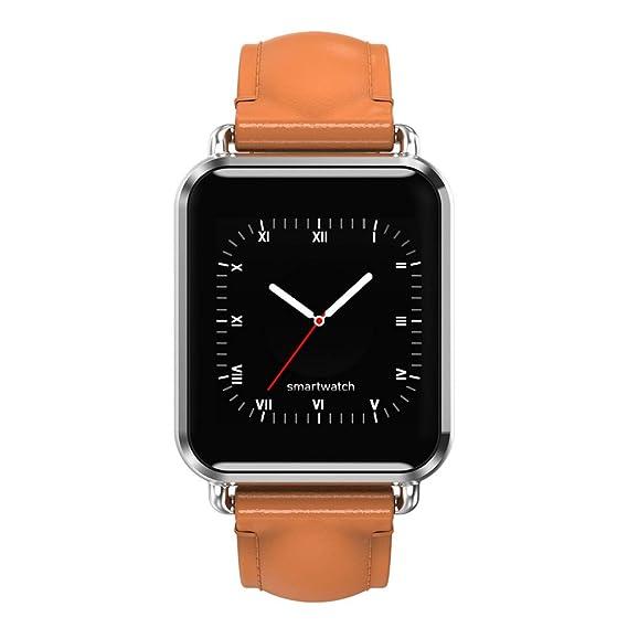 Newwear Q13 Smartwatch Men Women ECG+PPG Blood Pressure 1.3 Custom Dial Eight Sport Modes Call Message Push Fitness Smart Watch (Silver)