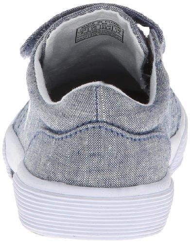 Polo Ralph Lauren Kids Faxon IL EZ Lace-Up Sneaker (Toddler),Blue,4 M US Toddler