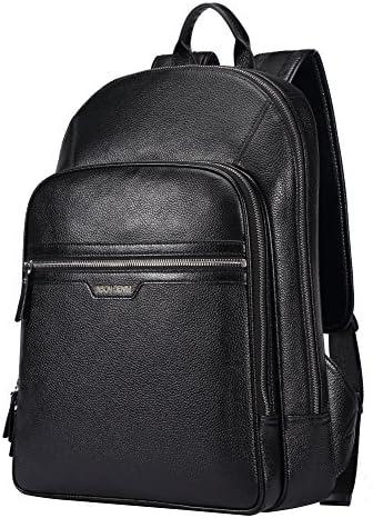 BISON DENIM Classic Backpack Genuine