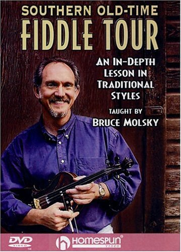 DVD-Southern Old-Time Fiddle ()