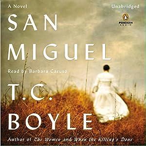 San Miguel Audiobook