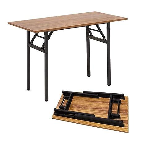 Amazon.com: Mesa plegable para sala de estar y ordenador ...