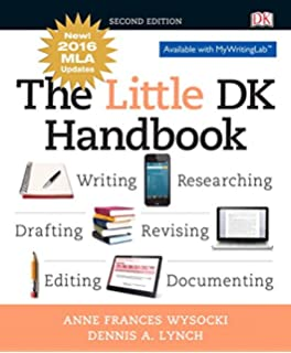 Amazon joining the conversation a guide and handbook for little dk handbook the mla update edition 2nd edition fandeluxe Image collections