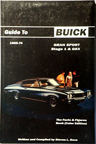 Guide to Buick: Gran Sport Stage 1 & GSX - Gran Sport Buick 1965