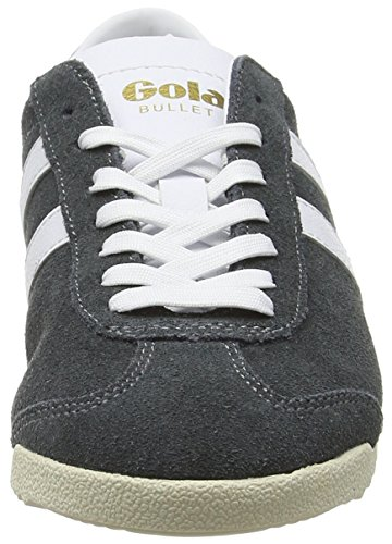 Gola Bullet Basses Femme Sneakers Suede XSwgrX
