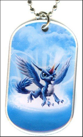 Skylanders Giants Topps LOOSE Dog Tag Whirlwind [12 of - Force Whirlwind Swap