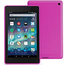 "Fire HD 6 Tablet, 6"" HD Display, Wi-Fi, 8 GB - Includes Special Offers, Magenta (Previous Generation - 4th)"