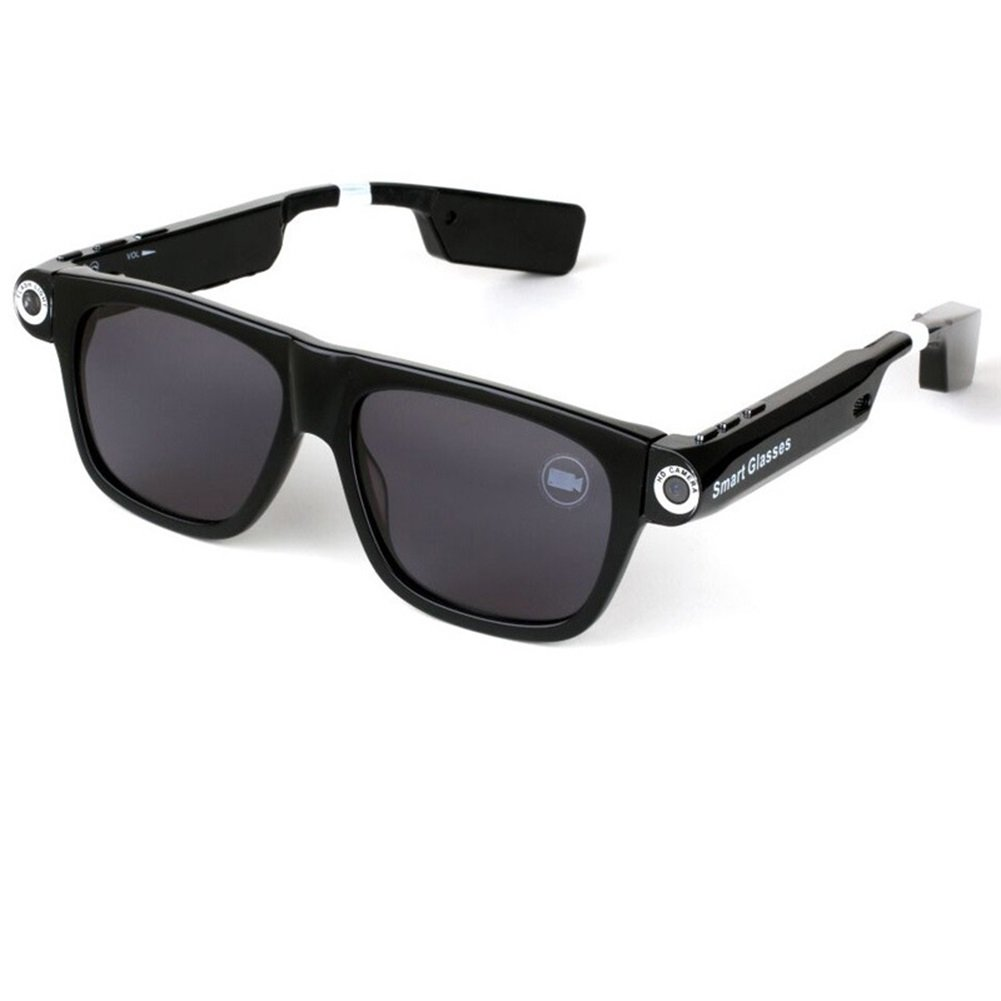 097b699807 OOLIFENG Bluetooth Sunglasses With Camera HD 720P DVR Video Recorder Drive  Sleep Alert + 8GB SD Card  Amazon.co.uk  Sports   Outdoors