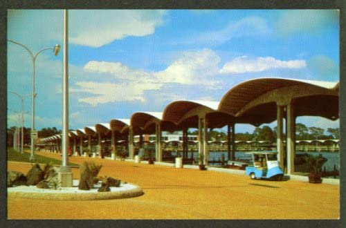 Amazon Com Broadwater Beach Hotel Biloxi Ms Postcard 1960s