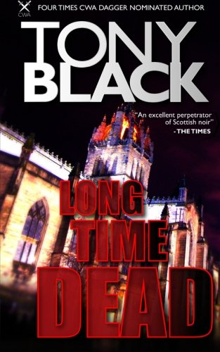 book cover of Long Time Dead