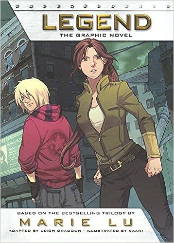 Amazon.com: Legend: The Graphic Novel (Turtleback School & Library Binding  Edition) (9780606384247): Lu, Marie: Books
