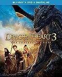 Dragonheart 3: The Sorcerer's Curse (Blu-ray + DVD + DIGITAL HD)