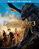 Dragonheart 3: The Sorcerer's Curse (Blu-ray + DVD + DIGITAL HD)