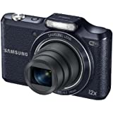Samsung WB50F 16.2MP Smart WiFi & NFC Digital Camera with 12x Optical Zoom and 3.0 LCD (Black)