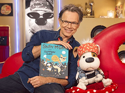 Shifty McGifty and Slippery Sam, The Cat Burglar - Bruce Greenwood/Little Red and the Very Hungry Lion - Tamara Taylor (Star Trek Cartoon)