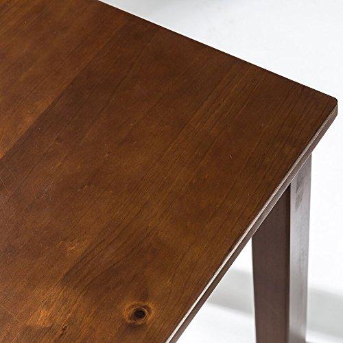 Zinus Espresso Wood Bench by Zinus (Image #3)