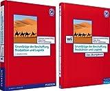 Value Pack Grundzüge der Beschaffung. Produktion und Logistik + Übungsbuch: Bundle Lehr- und Übungsbuch (Pearson Studium - Economic BWL) von Kummer. Prof. Dr. Sebastian (2009) Taschenbuch