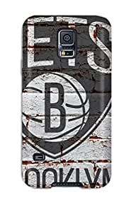 4603358K555794580 brooklyn nets nba basketball (12) NBA Sports & Colleges colorful Samsung Galaxy S5 cases