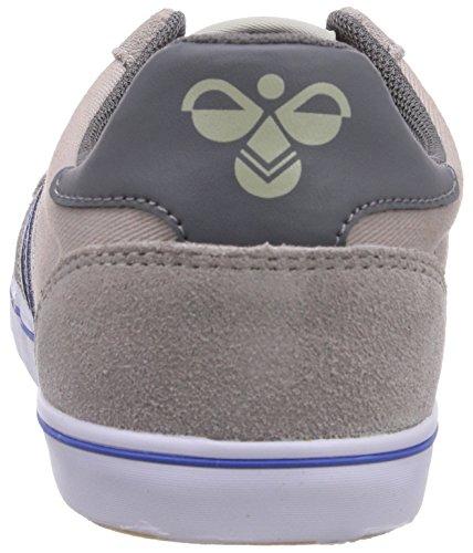 hummel HUMMEL SL STADIL CANVAS LO - zapatilla deportiva de lona unisex gris - Grau (Dove 1018)