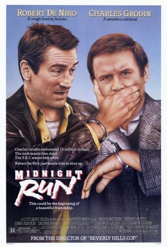 Amazon.com: Midnight Run 27 x 40 Movie Poster - Style A: Posters & Prints