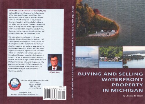 Buying and Selling Waterfront Property in Michigan (0615511236 19561277) photo