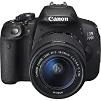 Canon EOS 700D EF-S 18-55mm 3.5-5.6 IS STM Digital Camera Kit - International Version