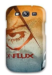 New Tpu Hard Case Premium Galaxy S3 Skin Case Cover(aeon Flux Movie People Movie)