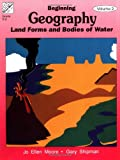 Land Forms and Bodies of Water, Grades K-2, Evan-Moor, 1557992533