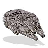 Hallmark Christmas Ornament Keepsake 2018 Year Dated, Star Wars Light and Sound, Millennium Falcon